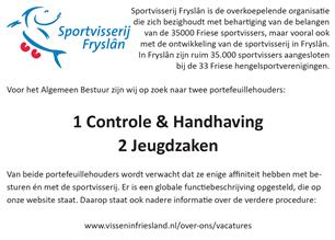 Vacature in LC